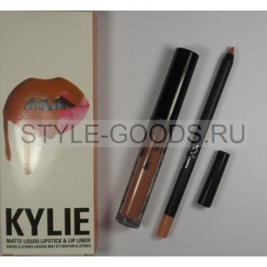 """Матовый блеск + карандаш """"Kylie"""" - Candy K"""