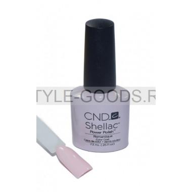 Лак для ногтей CND Shellac Romantique