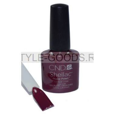 Лак для ногтей CND Shellac Tined Love