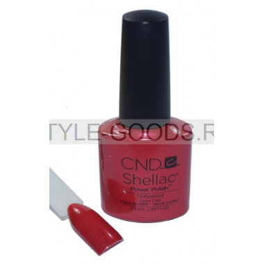 Лак для ногтей CND Shellac Hollywood