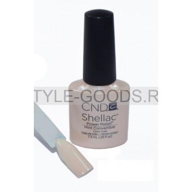 Лак для ногтей CND Shellac Mint Bege