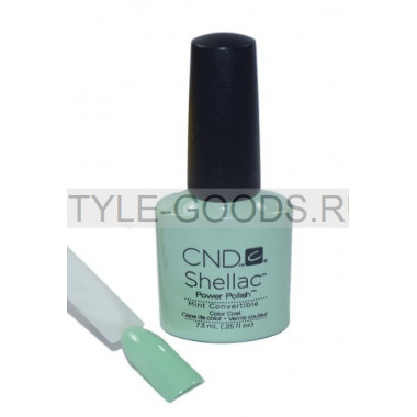 Лак для ногтей CND Shellac Mint Convertible