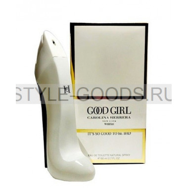 "Carolina Herrera ""Good Girl White"", 80 мл (белая)"
