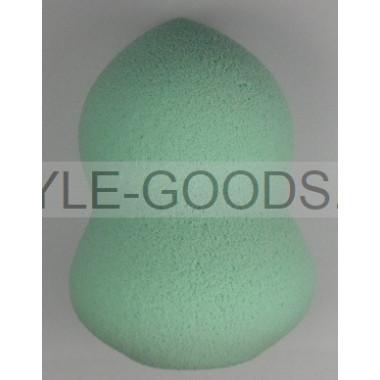 Спонж для макияжа (зеленый)