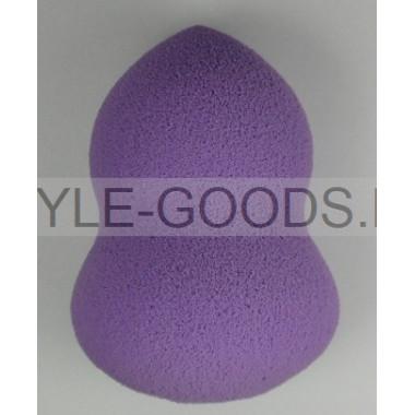 Спонж для макияжа (фиолетовый)
