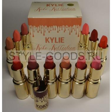 Помады Kylie Koko Collection 12 шт.