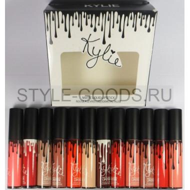 Блеск  Kylie Matte Liquid Lipstick  12 шт.
