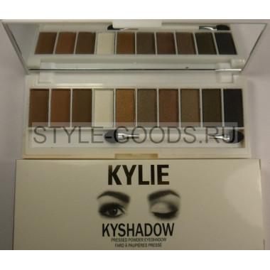 Тени Kylie KYSHADOW 10 цветов (белые) № 05