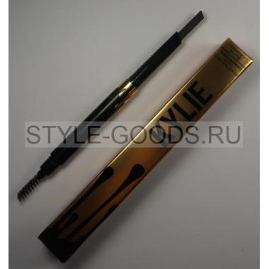 Карандаш для бровей Kylie (с щёточкой) № 002