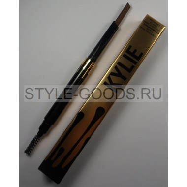 Карандаш для бровей Kylie (с щёточкой) № 001