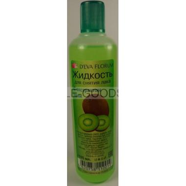 Жидкость для снятия лака с экстрактом киви