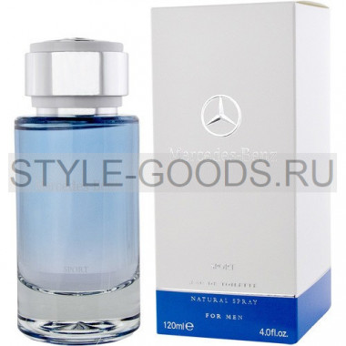 "Mercedes-Benz ""Sport"" for men, 120 мл"