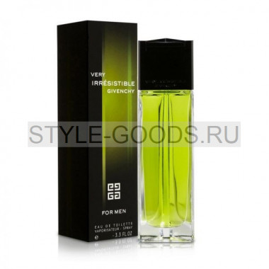 "Givenchy ""Very Irresistible eau de toilette"", 100 мл (м)"