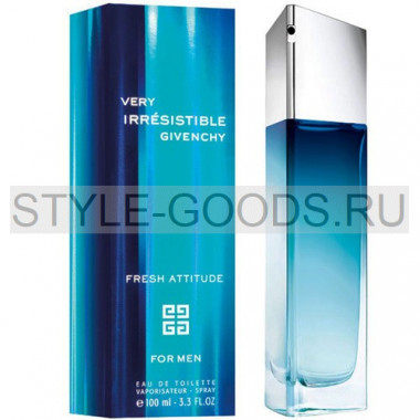 "Givenchy ""Very Irresistible Fresh Attitude"", 100 мл (м)"