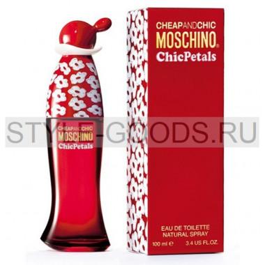 "Moschino ""Chic Petals"", 100 мл (ж)"