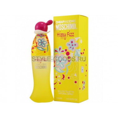 "Moschino ""Chip&Chic Hippy Fizz"", 100 мл (ж)"