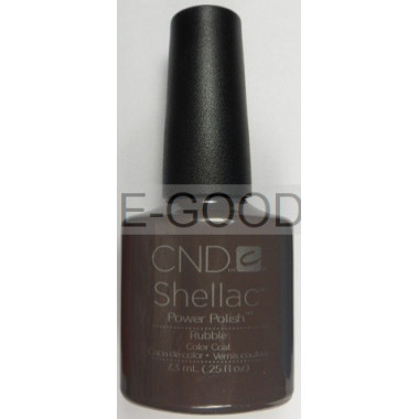 Лак для ногтей CND Shellac Rubble