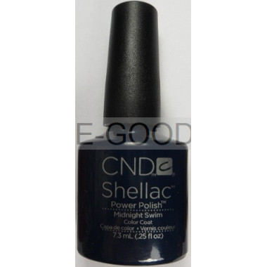 Лак для ногтей CND Shellac Midnight Swim