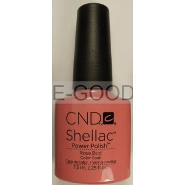 Лак для ногтей CND Shellac Rose Bud