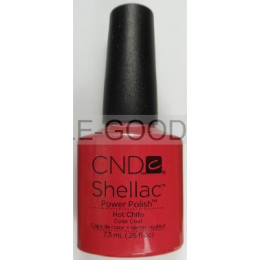 Лак для ногтей CND Shellac Hot Chilis