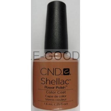 Лак для ногтей CND Shellac Cocoa