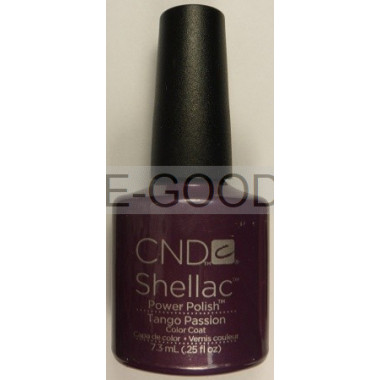 Лак для ногтей CND Shellac Tango Passion