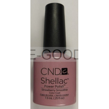 Лак для ногтей CND Shellac Strawberry Smoothie