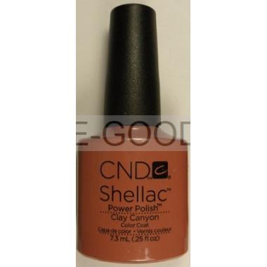 Лак для ногтей CND Shellac Clay Canyon