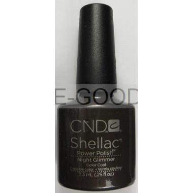 Лак для ногтей CND Shellac Night Glimmer