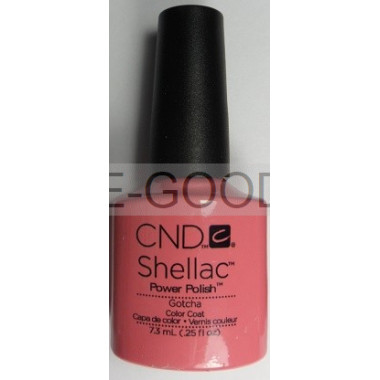 Лак для ногтей CND Shellac Gotcha