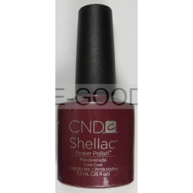 Лак для ногтей CND Shellac Masquerade