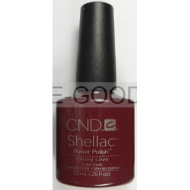 Лак для ногтей CND Shellac Tinted Love