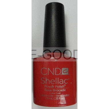 Лак для ногтей CND Shellac Rose Brocade