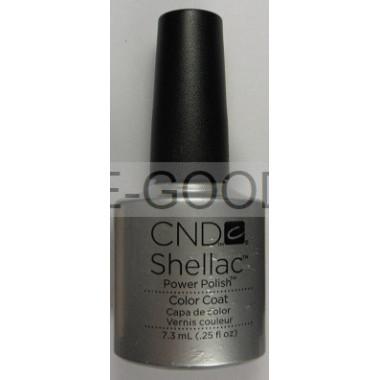 Лак для ногтей CND Shellac Silver Chrome