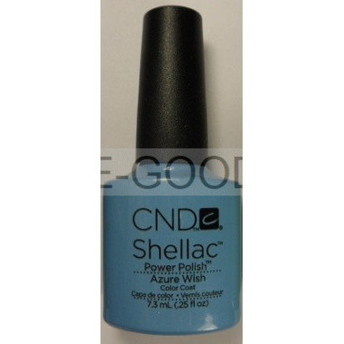 Лак для ногтей CND Shellac Azure Wish
