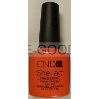 Лак для ногтей CND Shellac Desert Poppy