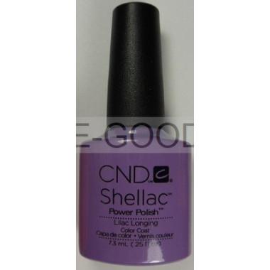 Лак для ногтей CND Shellac Lilac Longing