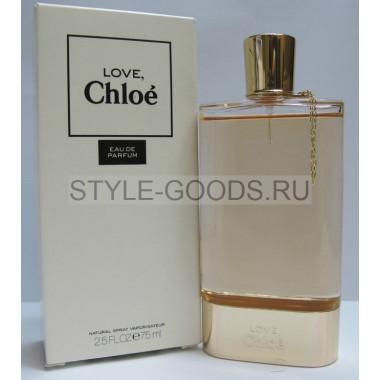 """Chloe """"Love eau de parfum"""", 75 мл (тестер)"""