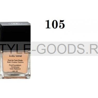 Тональный крем Chanel Sublimine, 75мл (№ 105)