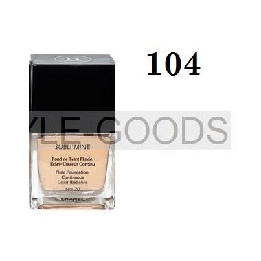 Тональный крем Chanel Sublimine, 75мл (№ 104)