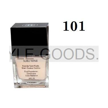 Тональный крем Chanel Sublimine, 75 мл (№ 101)