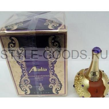 Арабское масло AALIA, 25 ml (unisex)