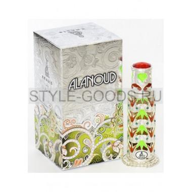 Арабское масло AL ANOUD, 18 ml (unisex)