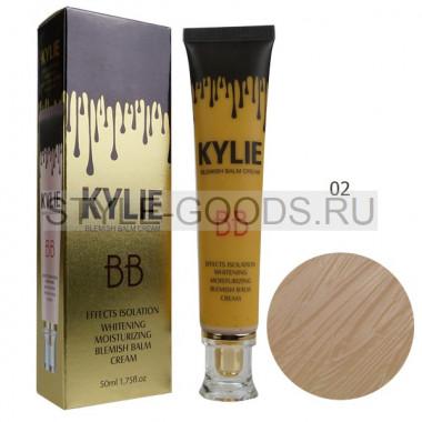 """Тональный крем """"Kylie BB"""", 50 мл № 02"""