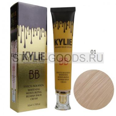 """Тональный крем """"Kylie BB"""", 50 мл № 01"""