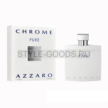 "Azzaro ""Chrome Pure"", 100 мл"