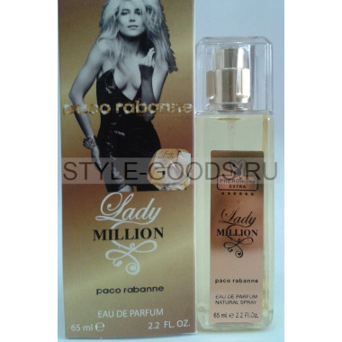 Paco Rabanne Lady Million, 65 мл (ж)