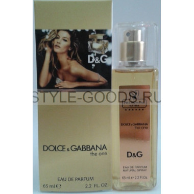 D&G The One for women, 65 мл (ж)