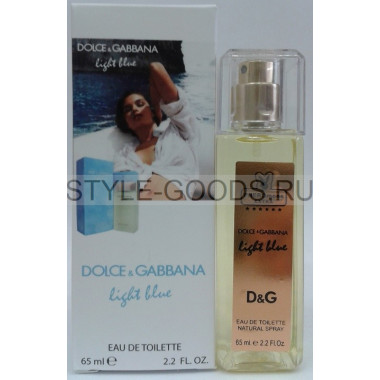 D&G Light Blue for women, 65 мл (ж)