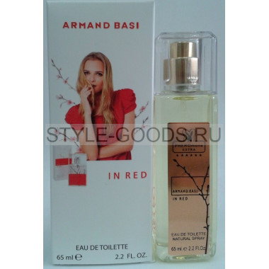 Armand Basi In Red eau de toilette, 65 мл (ж)